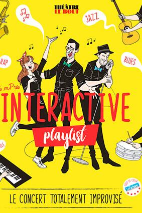 Interactive playlist