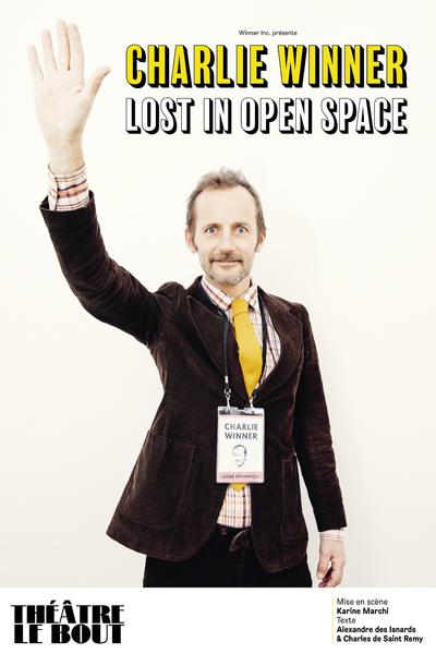 Charlie Winner, Lost in open space