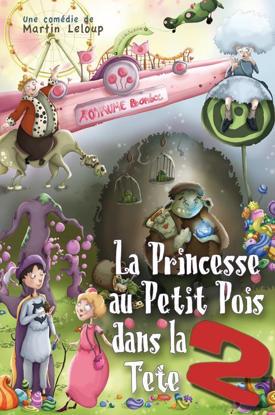 Affiche Princesse et Ogre 2021
